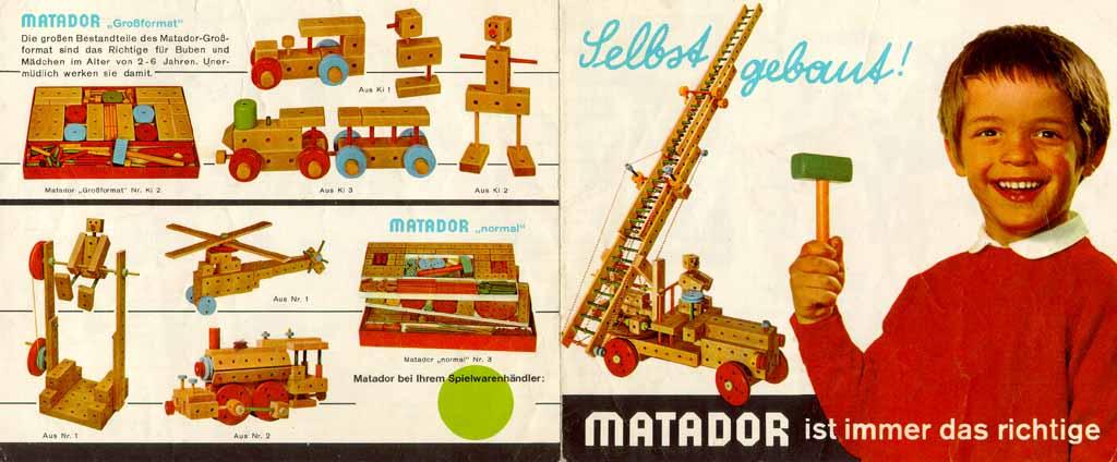 Matador werbung for Mobel aus den 50er 60er und 70er jahren